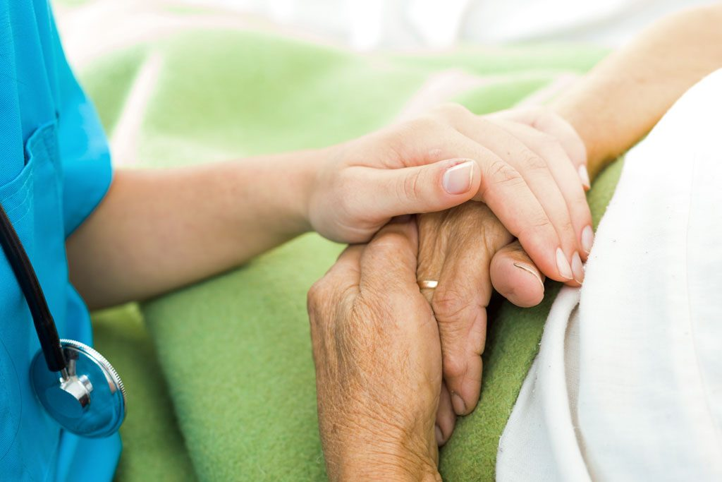 What are the functions of a caregiver?